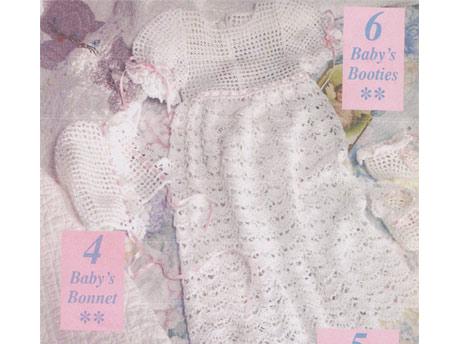 Crochet Silk Dress