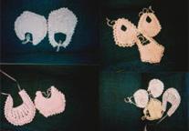 Bibs crochet