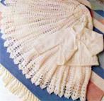 Round Crochet Shell