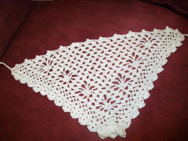 Kerchiefs crochet