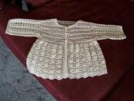 Silk Jacket Crochet