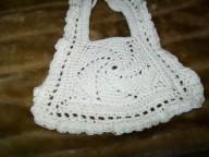 Crochet Cotton bibs Lornas