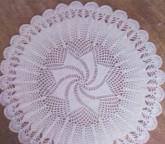 Windmill shawl